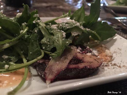 Bethane's Heirloom Beet Salad